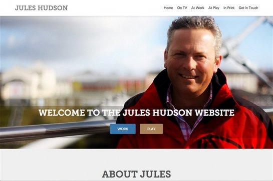 Jules Hudson Web Design