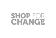 Shop for Change Logo