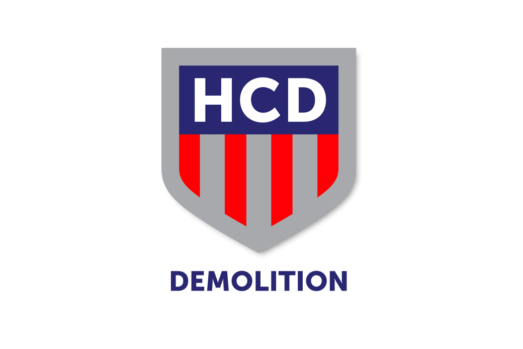 Haywood Crushing Demolition Logo